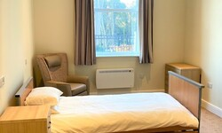 Woodside Care Home Dover Kent - Bedroom