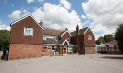 Chippendayle Lodge Care Home Ashford Kent - Building