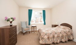 Chippendayle Lodge Care Home Ashford Kent - Bedroom